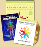 Energy Medicine Books & Videos available at innersource.net